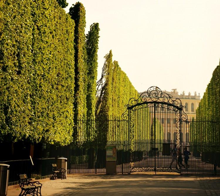 Öffnung der Bundesgärten
